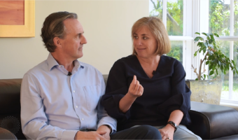 Lisa & Malcolm Doig on Work Life Balance