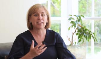 Lisa Doig discusses Facilitating Transformation through Values
